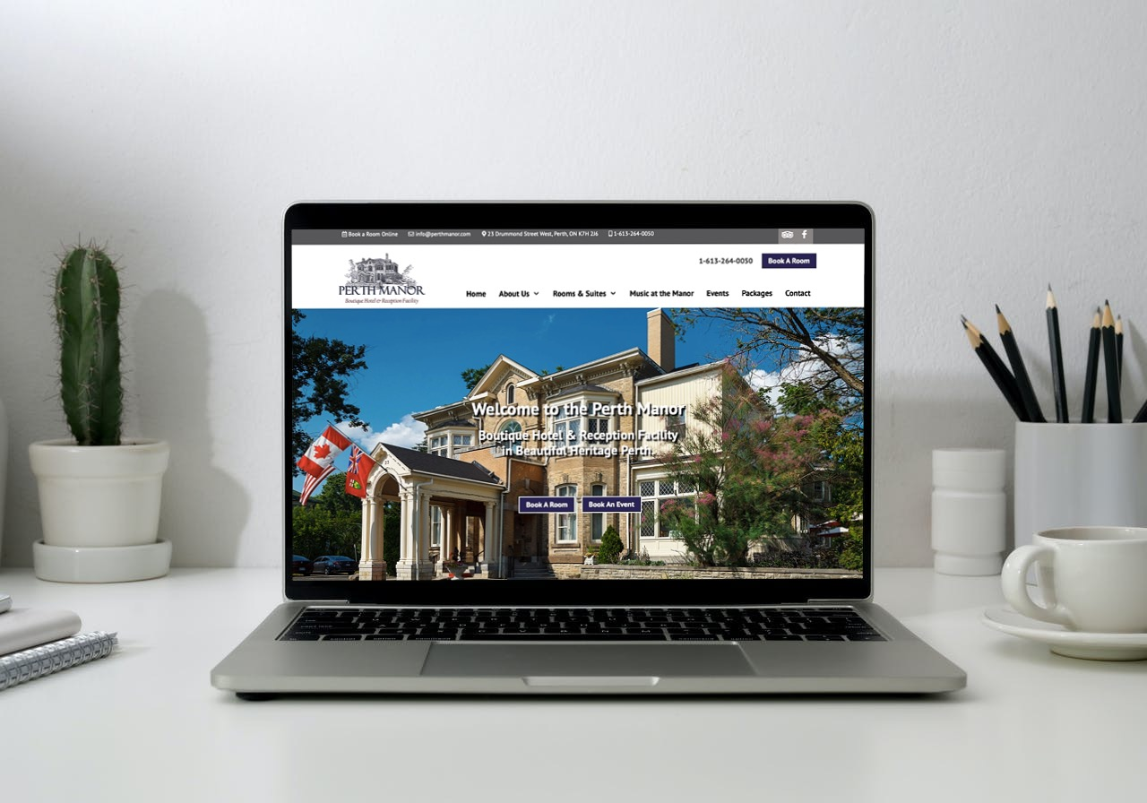 Perth Manor Website